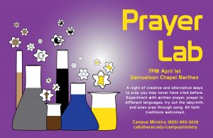 Prayer Lab