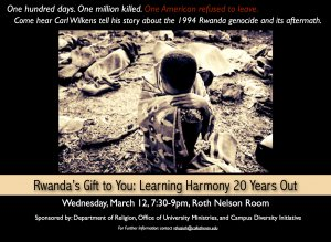 Rwanda's Gift to You: Learning Harmony 20 Years Out