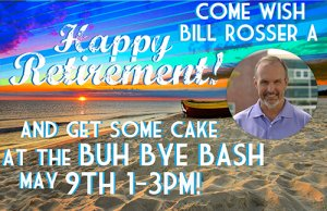 Happy Retirement Bill!