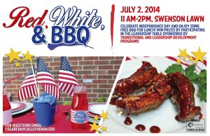 Red, White, and BBQ