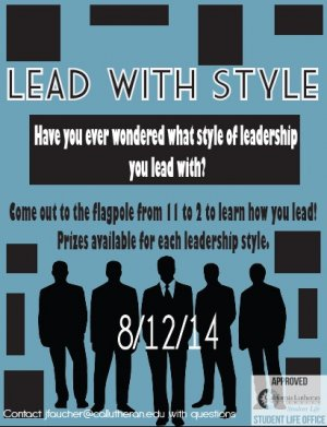 Lead With Style