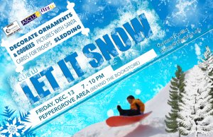 Club Lu: Let It Snow