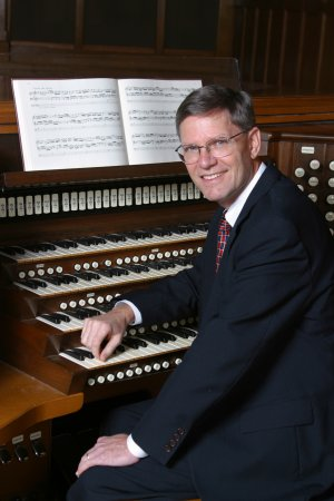 Orvill & Gloria Franzen 2013-2014 Organ Program Series: James Welch