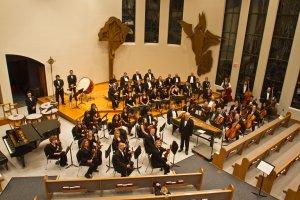 Symphonic Romance - The University Symphony