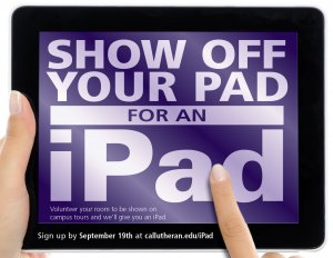 Show us your Pad for an iPad