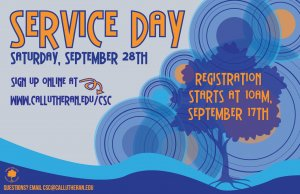 Service Day- Registration Open!