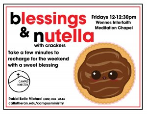 Blessings & Nutella