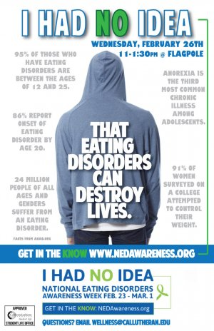 Wellness Programs: National Eating Disorder Awareness Table