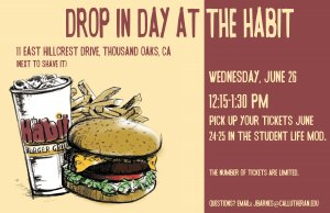 The Habit Drop-In