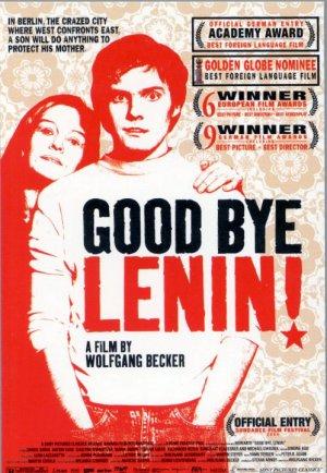 "German Club Movie Night -- ""Goodbye, Lenin!"""