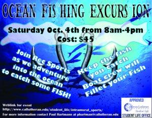 Ocean Fishing Excursion