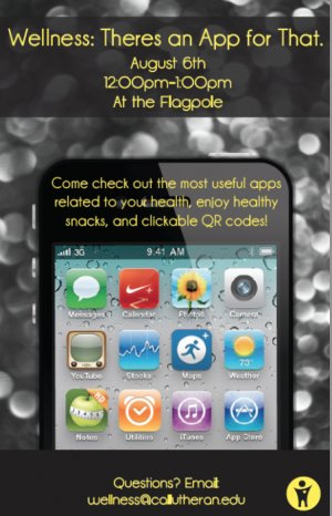 Wellness: There's an App for That