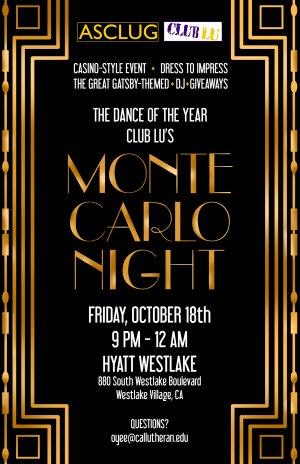 Club Lu: Monte Carlo