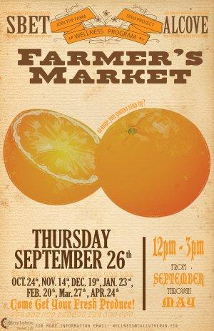 Farmer's Market/ Fair Trade Fair