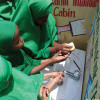 From afar, watching water quality in Somalia