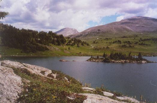 Picture of Rock Isle Lake