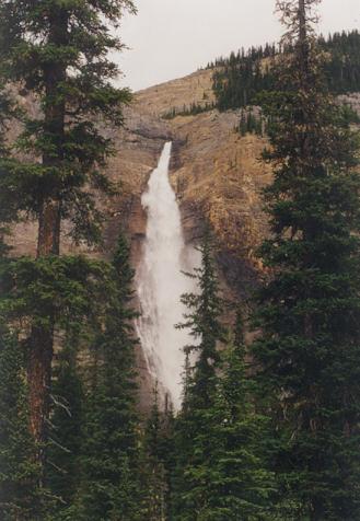 Picture of Takakkaw Falls