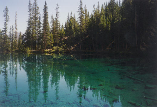 Picture of Grassi Lake
