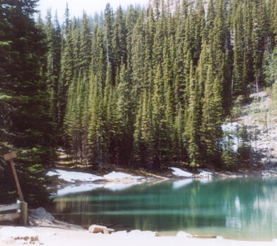 Picture of Mirror Lake