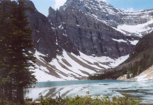 Picture of Lake Agnes