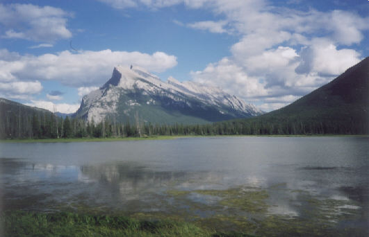 Picture of Mount Rundle