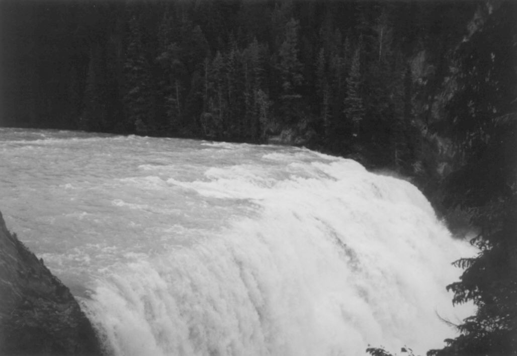 Picture of Wapta Falls