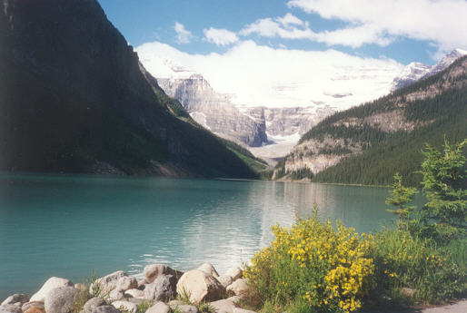 Picture of Lake Louise