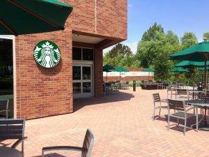 Jack's Corner at Starbucks