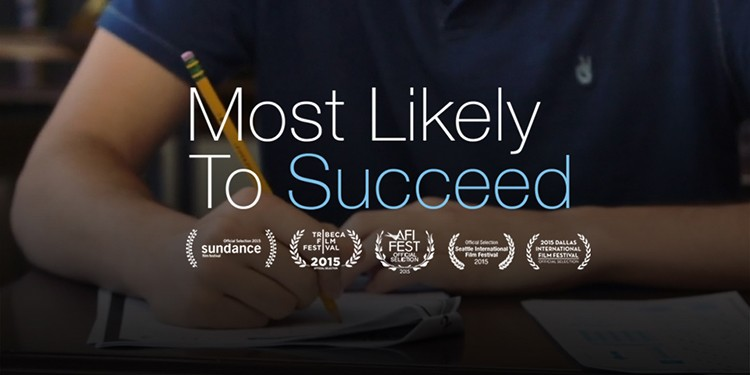 'Most Likely to Succeed'