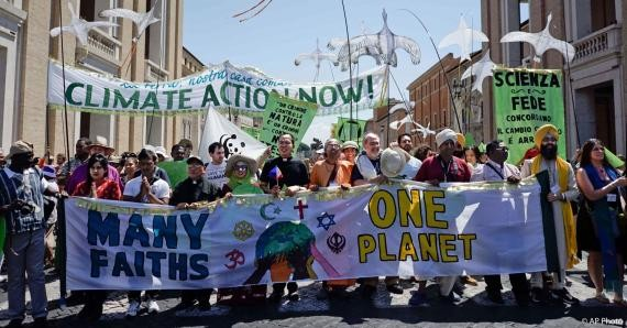 Climate Justice: Theology and Action in Relationship