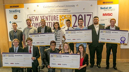 New Venture Competition Finals