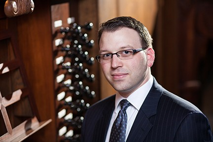 Lunchtime Organ Recital Series: Joseph Peeples