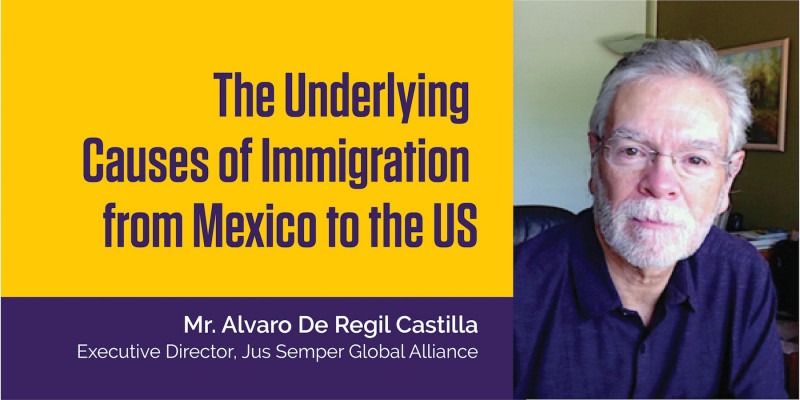 The Underlying Causes of Immigration from Mexico to the U.S.