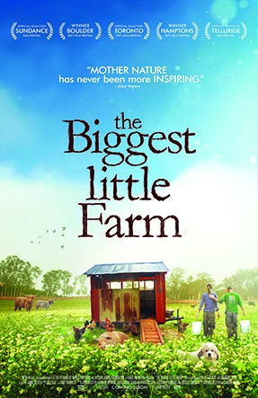 Reel Justice Film Series: 'The Biggest Little Farm'