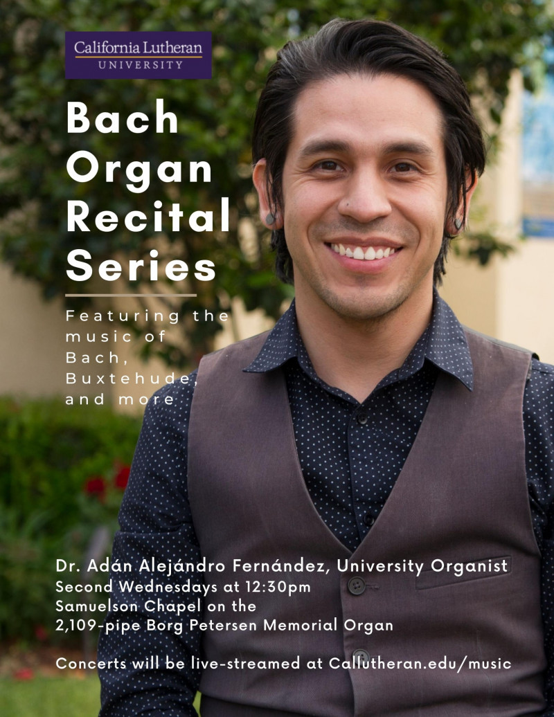 Bach Organ Recital Series