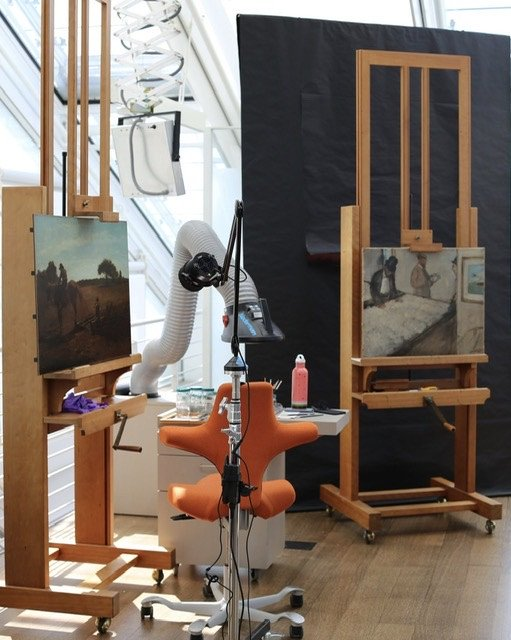 Conservation at the Harvard Art Museums (Webinar)