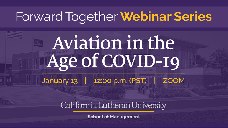 Aviation in the Age of COVID-19