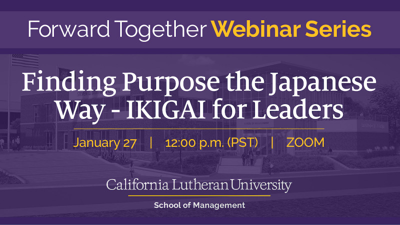 Finding Purpose the Japanese Way — IKIGAI for Leaders