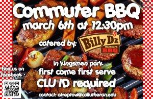 Commuter BBQ