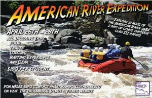 American River Expedition