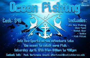 Ocean Fishing Adventure