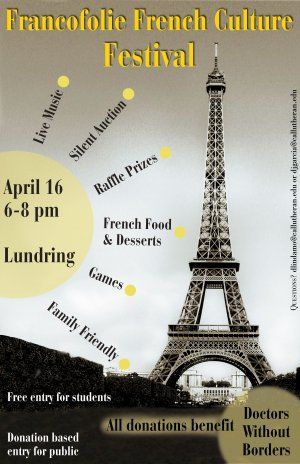 Francofolie French CUlture Festival