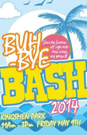 Buh-Bye Bash 2014