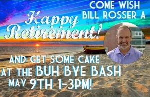 Happy Retirement Bill!