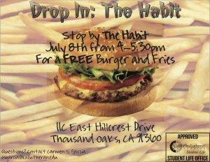 Drop In: The Habit