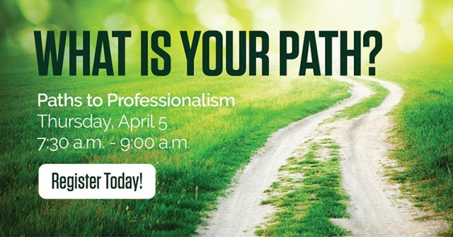 Paths to Professionalism