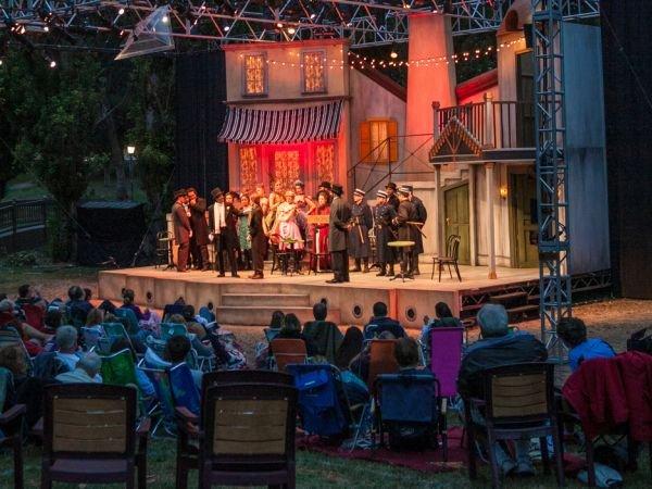 Student Life Sponsored Night at Kingsmen Shakespeare