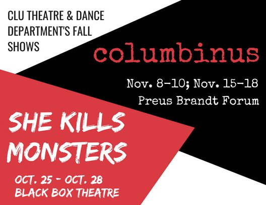 Auditions for Fall Theatre Productions