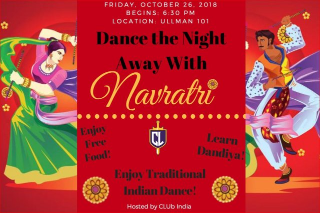 Navratri - Indian Festival of Dance
