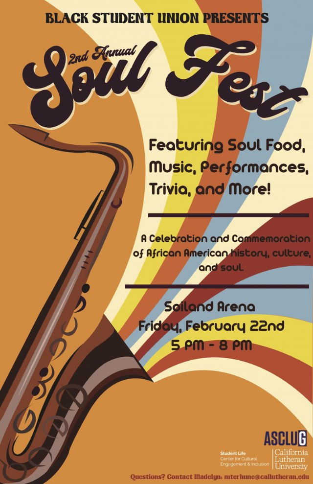 BSU Soul Fest